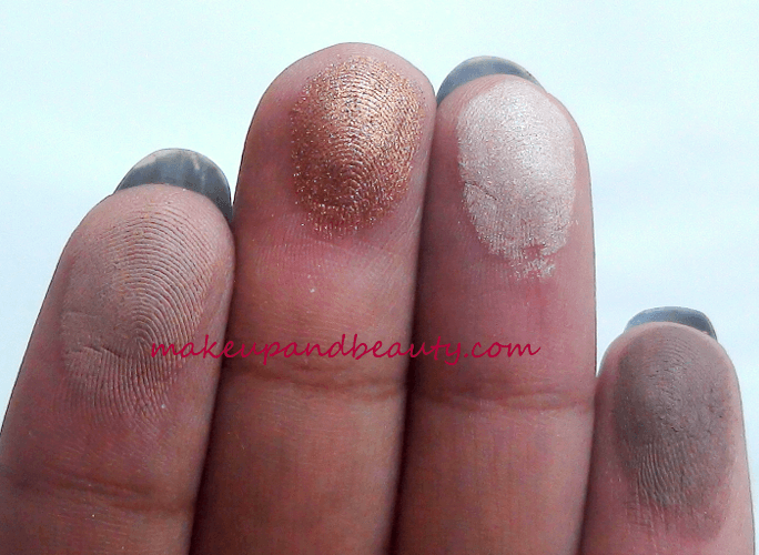 Maybelline Chai Latte Swatches