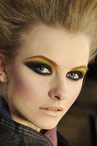 Well blended makeup