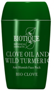Biotique Clove and Turmetic pack