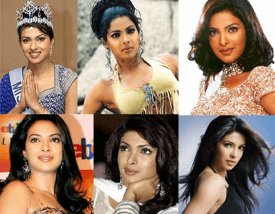 Cosmetic Surgery - Priyanka Chopra