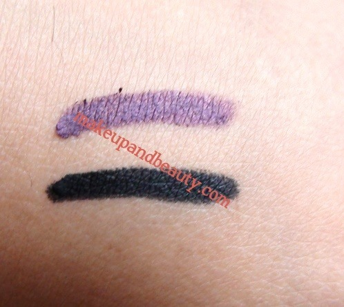 Colorbar I Glide Pencils Swatches