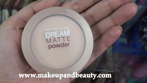 Maybelline Dream Matte Mousse Powder