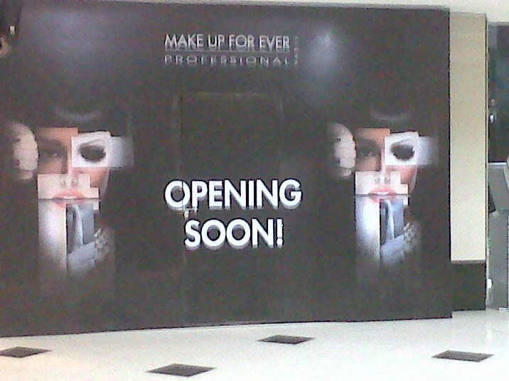 IMG00021 20100423 1935 Make Up Forever (MUFE) is coming to India
