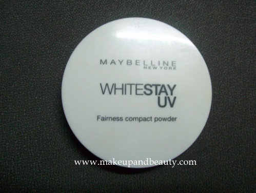 Maybelline White Stay UV Compact