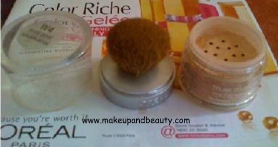 Loreal Mineral Foudation