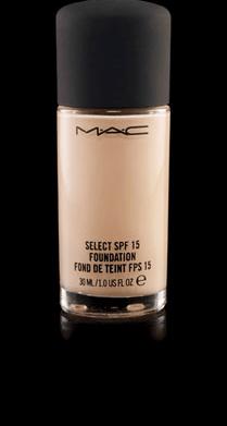 MAC Select SPF 15