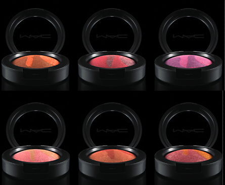 MAC Too Fabulous Blushes