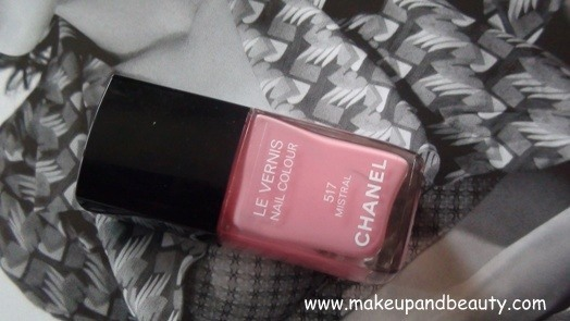 Chanel Nail Colour Mistral