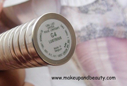 Clinique Long Last Lipstick G 4 Lustrous