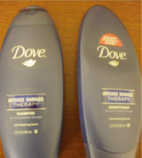 Dove Intense Damage Therapy System