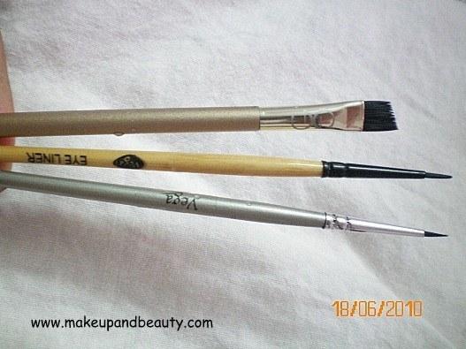 Eye Liner Brushes