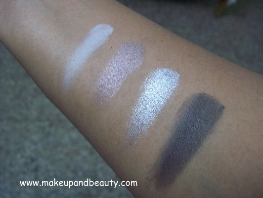 Lakme Eye Shadow Quatret Moondust