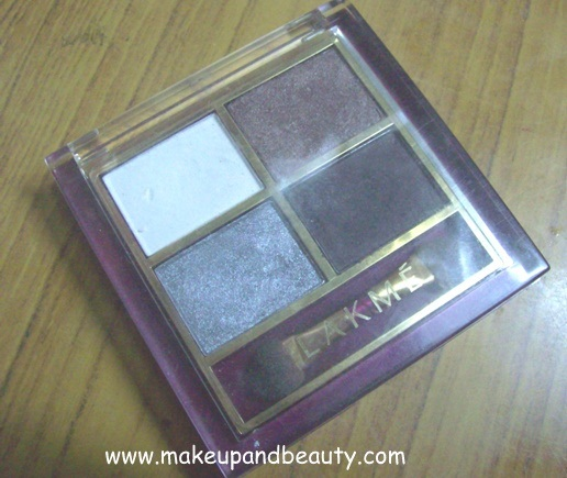 Lakme Eye Shadow Quatret