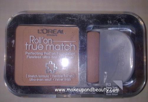 Loreal Roll ON True Match Foundation