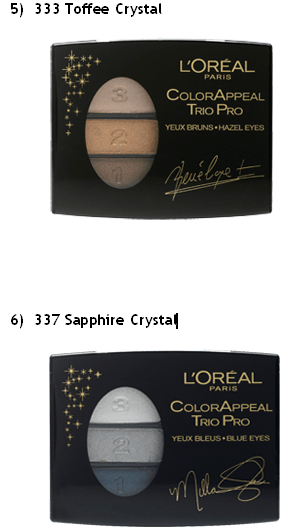 Loreal Toffee Crystal