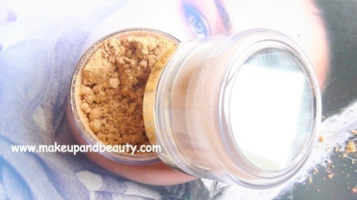 Lotus herbals Transluscent loose Powder Sunset Beach