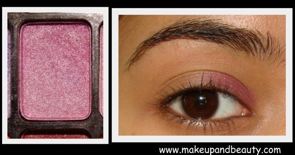 Pink Eye Shadow Tutorial
