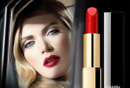 Chanel Rouge Hydrabase Crème in Fire - Splurge