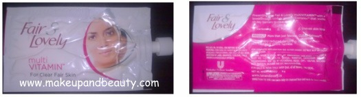 Fair and Lovely Scahet.PNG Fair & Lovely Multi Vitamin Cream Review