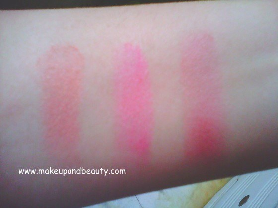 VOV Professional Trio Blusher in 01 Review