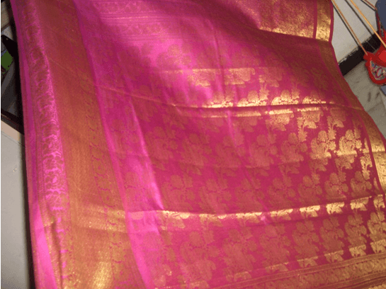 album silk saree