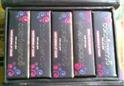 Coloessence Lipsticks Set