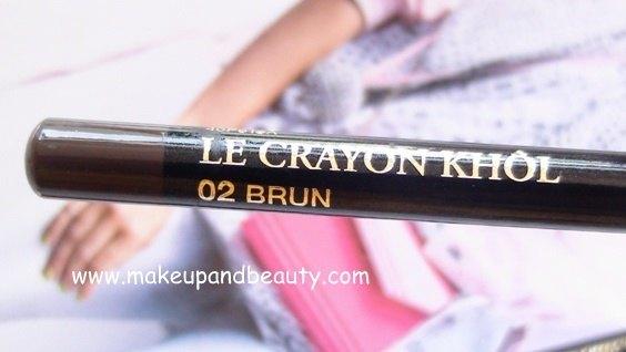 Lancome Le Crayon Khol Brun