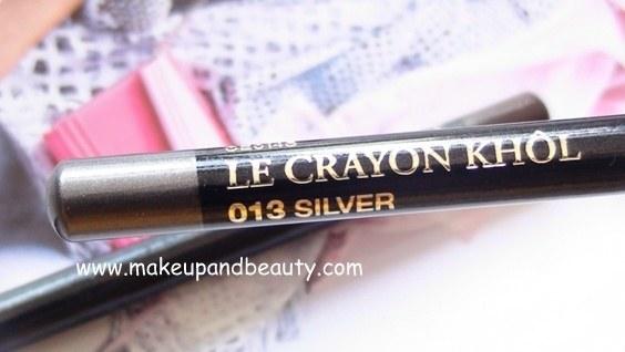 Lancome Le Crayon Khol Silver