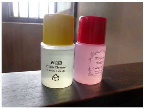 Pefumed Nail Paint Remover