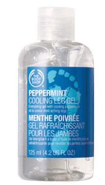 The Body Shop peppermint Gel