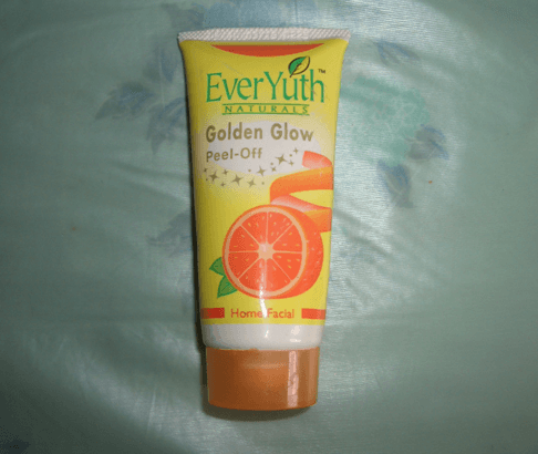 Everyuth Golden Glow Peel OFF Pack