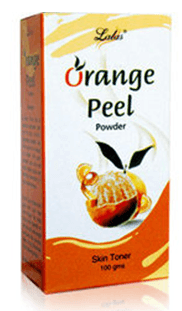 Lala Orange Peel Powder