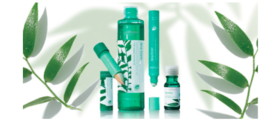 Oriflame-Tea-Tree-Range
