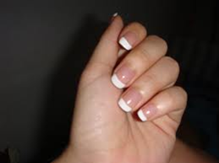 vov nail paint french manicure kit review tips. Black Bedroom Furniture Sets. Home Design Ideas