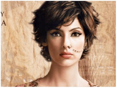 how to make short hair look feminine