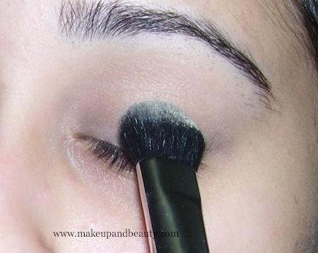 21 Indian Wedding Golden Blue Eye Makeup Look Tutorial