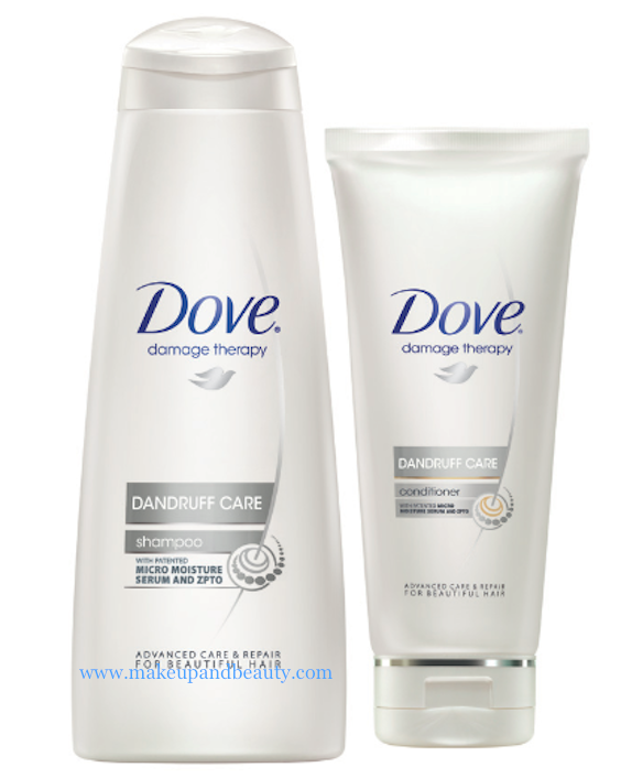 DANDRUFF CARE: Dove Dandruff Care with a regular use, eliminates visible flaky dandruff providing soft and smooth hair from the first wash without ever drying hair and scalp