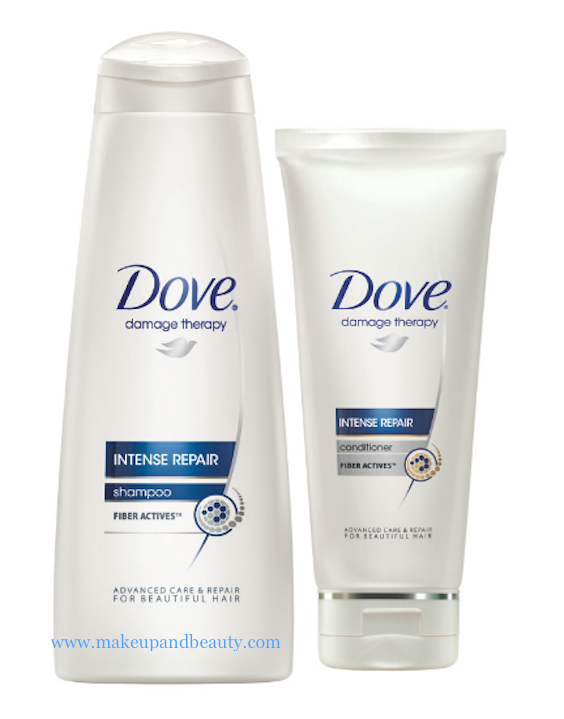 INTENSE REPAIR: Dove Intense Repair intensively repairs hair breakage and makes hair stronger