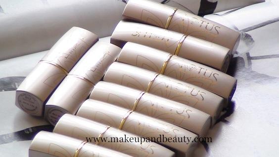 Lotus Herbals Pure Colour Lipsticks