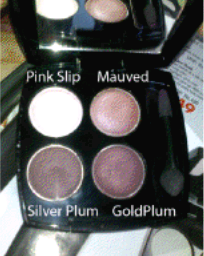 eye shadow names