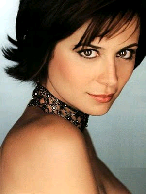 short hairstyle Catherine Bell Hair Short Hairstyle for Face Shapes