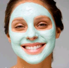 skin whitening face pack