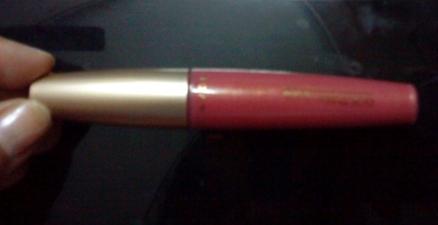 Avon Goldshine Lipgloss tube
