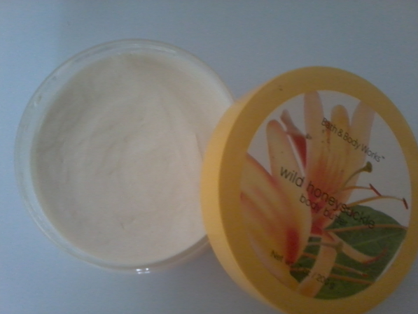 Bath & Body Works HoneySuckle Body Butter Product