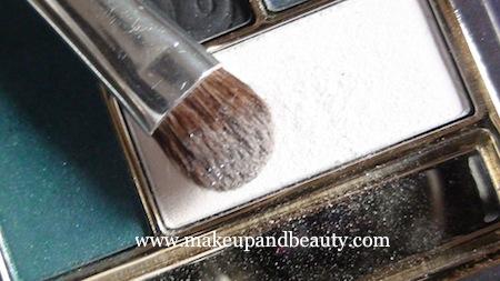 Estee Lauder Blue Dahlia Makeup - white