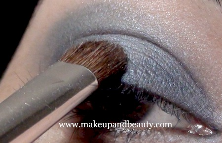 Estee Lauder Blue Dahlia Makeup center