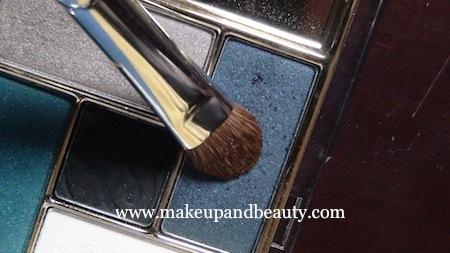 Estee Lauder Blue Dahlia Makeup - Midnight Blue