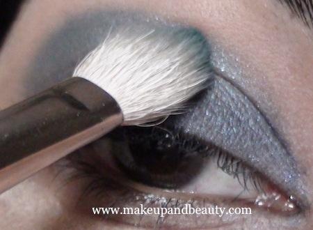 Estee Lauder Blue Dahlia Makeup - stop