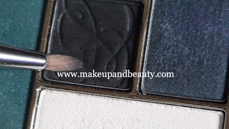 Estee Lauder Blue dahlia Makeup  black