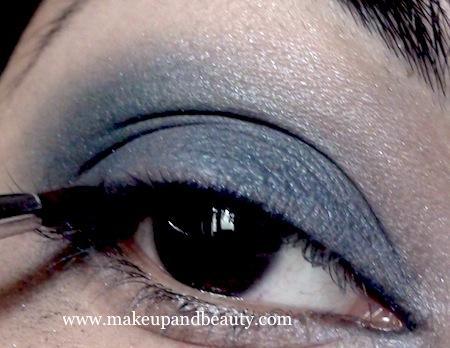 Estee Lauder Blue dahlia Makeup - liner